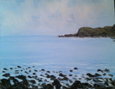 Low Tide at Land's End (Ireland) 11x14 .jpg
