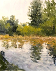 Bear Creek Reflections 11x14.jpeg