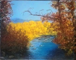 October Cottonwood Creek 16x20.JPG